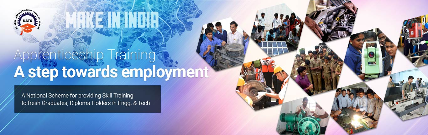 NATS is the first step towards employment
